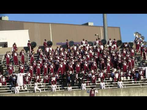 Alabama A&M University Band - 2011 Season Clips