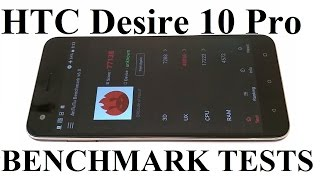 getlinkyoutube.com-HTC Desire 10 Pro - Benchmark Tests and Scores