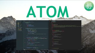 Atom Editor - Overview and Top Packages Roundup