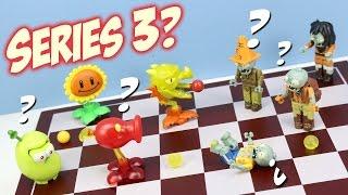getlinkyoutube.com-Plants vs. Zombies K'nex Mystery Packs Series 3 Opening Codes?