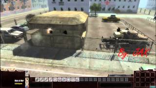 getlinkyoutube.com-Men of War - Zombies - El Apocalipsis - Capitulo 2: El Hospital