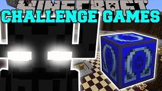 getlinkyoutube.com-Minecraft: ENDER COLOSSUS CHALLENGE GAMES - Lucky Block Mod - Modded Mini-Game