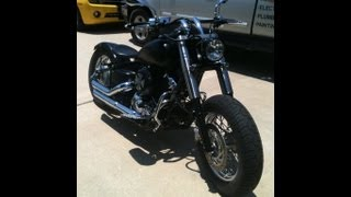 Vstar 650 Bobber project