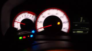 getlinkyoutube.com-【WOT-100】 スズキ アルト ターボRS(2WD) 5AGS フル加速 suzuki ALTO turbo RS
