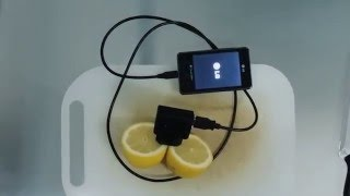 getlinkyoutube.com-Viral Video UK: Lemon phone charger