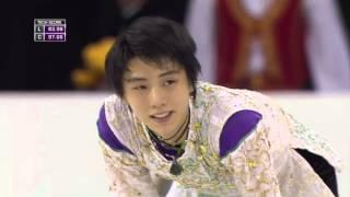 getlinkyoutube.com-2015 Skate Canada - Yuzuru Hanyu FS
