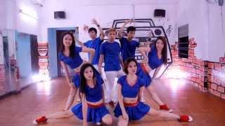 Shakira - La La La ( Rehearsal) | Winston World Cup 2014 | HeyStep Group