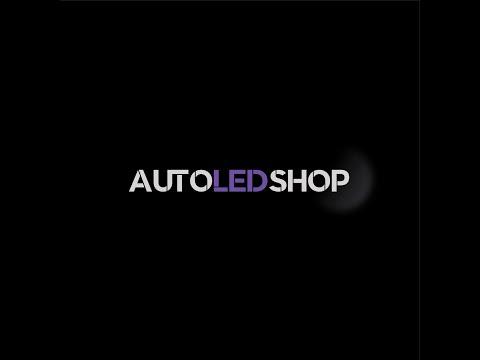 Hyundai Tucson дальний свет led H7 Matrixled