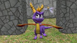 getlinkyoutube.com-Pacman vs Spyro