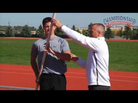 Championship Speed & Power Drills: Pole Vault - Reid Ehrisman