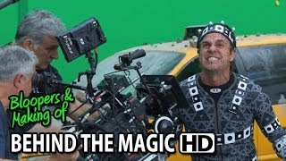 """The Avengers (2012) Making of & Behind the Magic ILM """"HULK"""" (Part 2/2)"""