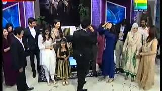 getlinkyoutube.com-Humsafar Drama Special Show Of The End