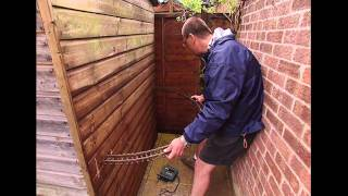getlinkyoutube.com-Mark Found - The Garden Railway - Prog.10 - Shed.mp4