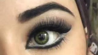 getlinkyoutube.com-Makeup Tutorial - Haifa Wehbe Makeup Arab Arabic Makeup Tutorial هيفاء وهبي مكياج