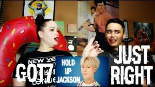 GOT7 - Just right MV Reaction [FINGA LICKIN JACKSON]
