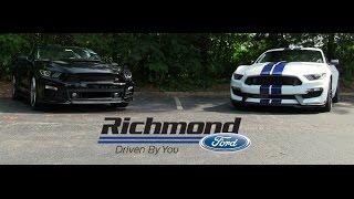 getlinkyoutube.com-Ford Mustang: Roush Stage 3 vs Shelby GT350
