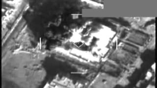 U.S. Airstrike Against an ISIL Storage Facility in Syria
