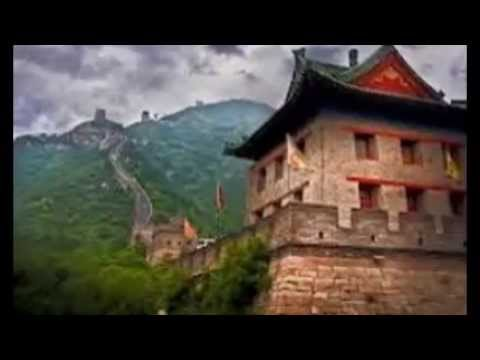 The Great Wall of China at Jinshanling , wonder /Ajoba