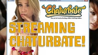 getlinkyoutube.com-I STREAMED CHATURBATE :0