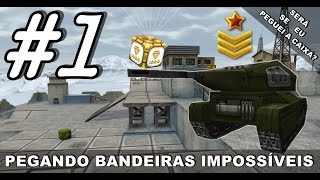 getlinkyoutube.com-Tanki Online - Game Play #1 com caixa dourada