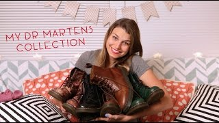 getlinkyoutube.com-My Dr. Martens Collection