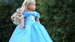 getlinkyoutube.com-American Girl Doll Cinderella