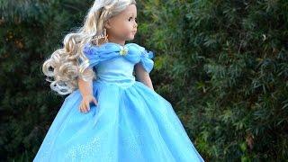 American Girl Doll Cinderella