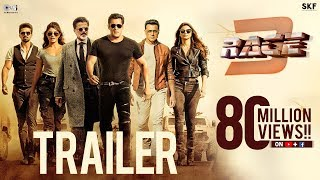 Race 3 Official Trailer | Salman Khan | Remo D'Souza | Bollywood Movie 2018 | #Race3ThisEID width=