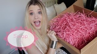 getlinkyoutube.com-[ Swap n°3 ] : Le Rose façon PerfectHonesty ♡