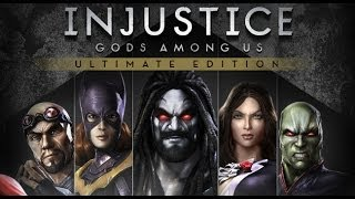 getlinkyoutube.com-Injustice: Gods Among Us - All Intros, Super Moves and Victory Poses (Including All DLC) (HD)