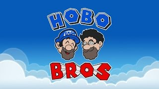 getlinkyoutube.com-MY NEW GAME CHANNEL - HOBO BROS!