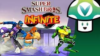 getlinkyoutube.com-[Vinesauce] Vinny - Super Smash Bros Infinite
