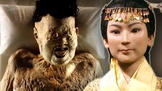 getlinkyoutube.com-มัมมี่จีนโบราณ ท่านหญิงซินจุย อายุกว่า2200ปี   สุดยอด มัมมี่ จีน โบราณ