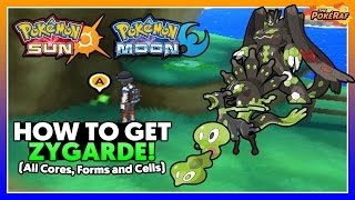 getlinkyoutube.com-Pokémon Sun and Moon | How To Get Zygarde! ALL Cores, Forms and Cells! (All Zygarde Cells Locations)