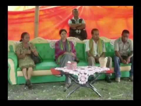 Taur Matan Ruak responds to the village chief of Bucoli