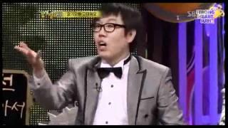 getlinkyoutube.com-seunggi vs super junior leeteuk vs brian jo fighting for snsd yoona 39 s heart