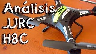 getlinkyoutube.com-ANALISIS JJRC H8C DEL DRONE EN ESPAÑOL: ¿El Syma killer y mejor drone calidad precio?