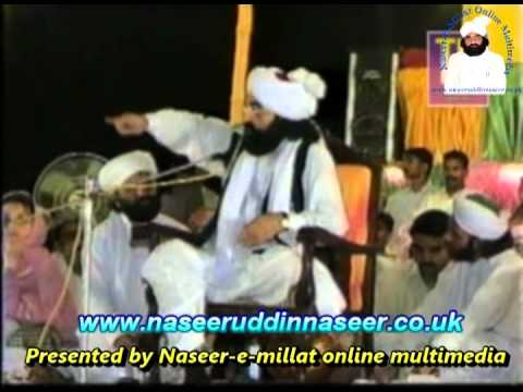Speech of Hazrat Pir Syed Naseeruddin naseer R.A - Episode 65 Part 2 of 2