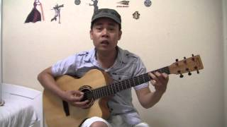 getlinkyoutube.com-Noi Buon Hoa Phuong Guitar (cover)