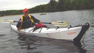 getlinkyoutube.com-Oru Coast Kayak