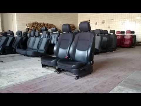 HI40-2 - Hyundai i40 - передние сиденья