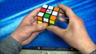 ルービックキューブの一番簡単なそろえ方/ Rubik's cube Ver.2.0/The Six-Step Guide to Solving a Rubik's cube