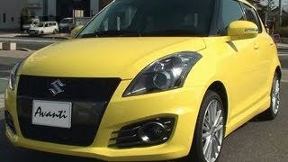 getlinkyoutube.com-Avanti の新型スイフトスポーツ試乗レポート!