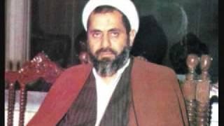 getlinkyoutube.com-Marhoom Haj Sheikh Ahmad Kafi ( Mousa va Feron ) 4