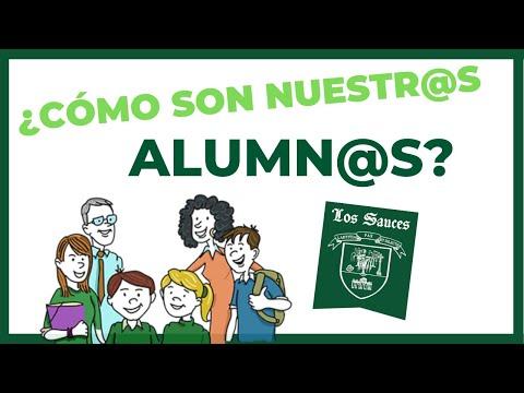 El perfil del alumno en el Colegio Los Sauces