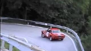 getlinkyoutube.com-Lancia Fulvia HF - Rally Campagnolo 2007