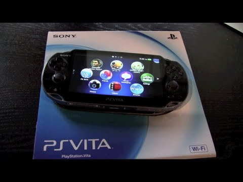 Official Sony PlayStation Vita Review And Overview