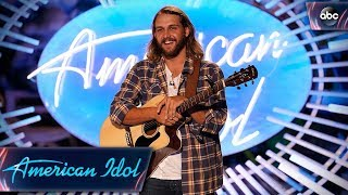 Brandon Elder Auditions With Original Song About His Mom Called