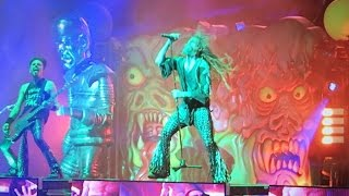 Rob Zombie & Korn Return of The Dreads Tour | Ak-Chin Pavilion 7/23/16