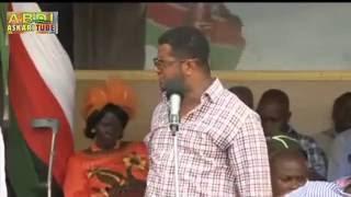 Govenor Hassan Ali Joho & Senator Hassan Omar - Speaking out Against police Harassment in Mombasa